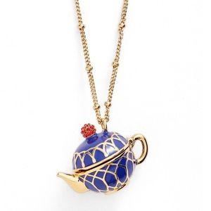 🛍Gorgeous Kate Spade Tea Time Necklace